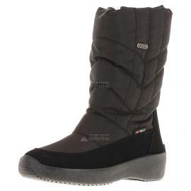 Attiba lage snowboots, dames, zwart