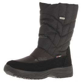 Attiba snowboots met OC-systeem, dames, zwart