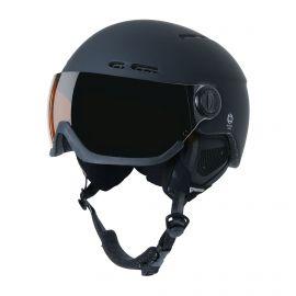 Brunotti, Robotic 1 Unisex Helmet, skihelm, zwart