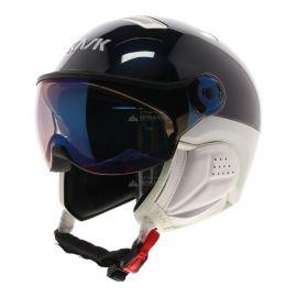 Kask, Class Sport Visor, skihelm met vizier, Navy blauw