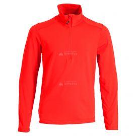 CMP, Half zip shirt, skipully, kinderen, ferrari rood