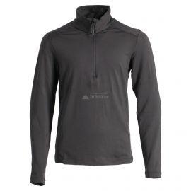 CMP, Half zip shirt, skipully, kinderen, zwart