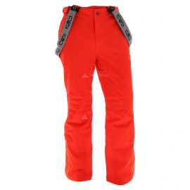 CMP, Ski pants, skibroek, heren, tango oranje