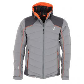 Dare2b, Maxim, ski-jas, heren, aluminium grijs