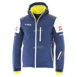 Deluni, Challenger 2, ski-jas, heren, blauw
