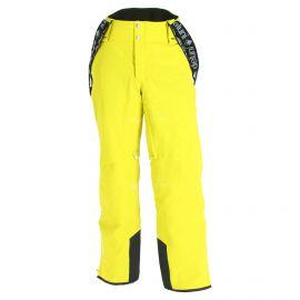 Deluni, Challenger 2, skibroek, heren, geel/groen