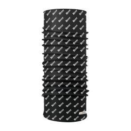 Deluni, Lightweight Neckwarmer Brrr, sjaal, zwart