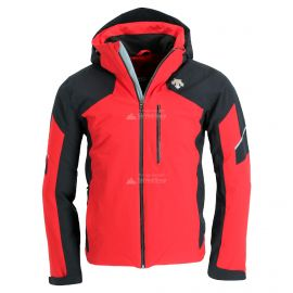 Descente, Slade ski-jas heren Electric rood