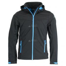 Icepeak, Biggs softshell ski-jas heren Zwart