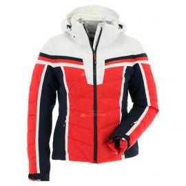 Icepeak, Flora, ski-jas, dames, coral rood