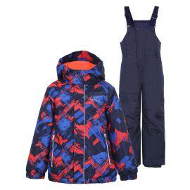 Icepeak, Jetmore KD, skiset, kinderen, aqua blauw