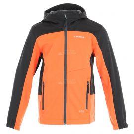 Icepeak, Laurens JR softshell ski-jas kinderen oranje