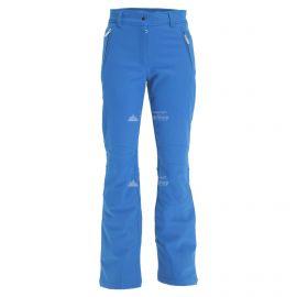 Icepeak, Outi, softshell skibroek, dames, aqua blauw