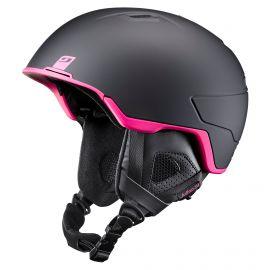 Julbo, Hal skihelm roze/zwart