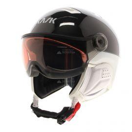 Kask, Class Sport Photochromic, skihelm met vizier, zwart