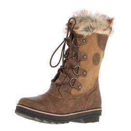 Kimberfeel, Aponi, snowboots, dames, Coffee bruin