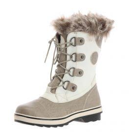 Kimberfeel, Aponi, snowboots, dames, wit