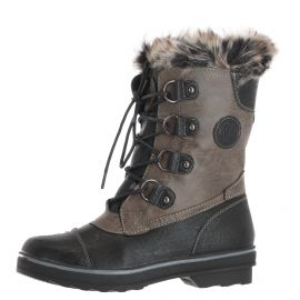Kimberfeel, Aponi, snowboots, dames, zwart
