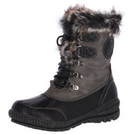 Kimberfeel, Delmos, snowboots, dames, zwart