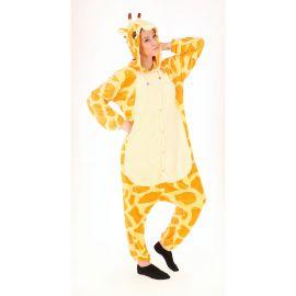 KnowHow, Onesie, accessoires, Giraf Geel