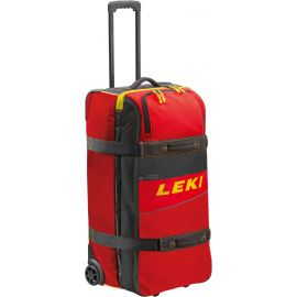 Leki, Travel Trolley, rood
