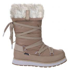 Luhta, Tahtova MS, snowboots, dames, beige