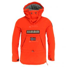Napapijri, Skidoo 2 anorak, ski-jas, heren, orangeade oranje