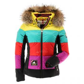 Sportalm, Madl ski-jas dames vibrant Geel