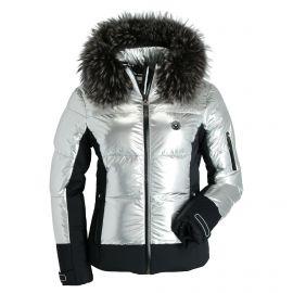 Sportalm, ski-jas, dames, zwart/zilver