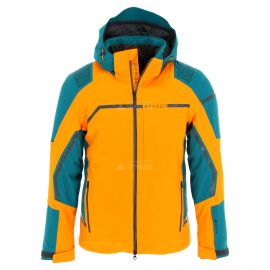 Spyder, Titan GTX, ski-jas, heren, flare oranje
