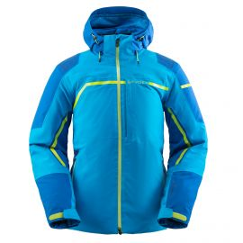 Spyder, Titan GTX, ski-jas, heren, lagoon blauw