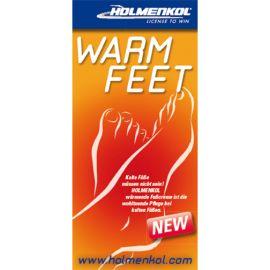 Holmenkol, warm feet, creme voor warme voeten
