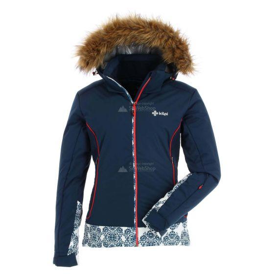 Kilpi, Vera, ski-jas, dames, dark blauw